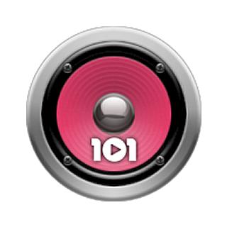 101.ru - Russia 90-x Logo