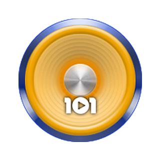 101.ru - Chillstep Logo