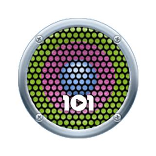 101.ru - Ambient Logo