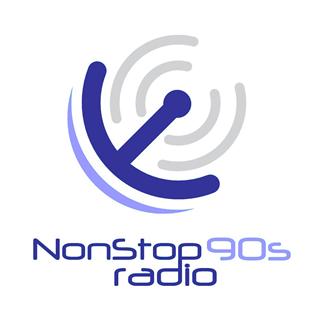 NonStop90s Radio Logo
