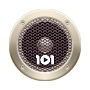 101.ru - Madonna Logo