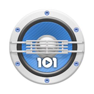 101.ru - Boney M. Logo