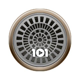 101.ru - Gentle May Logo
