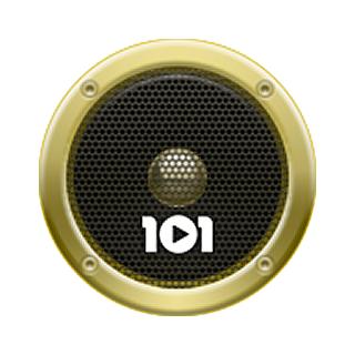 101.ru - Mikhail Krug Logo