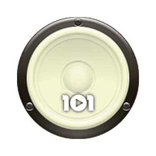 101.ru - Acoustic Channel Logo