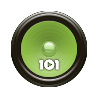 101.ru - Breath of Nature Logo