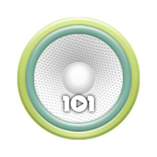 101.ru - Easy Listening Logo