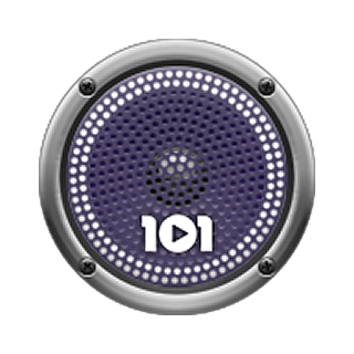 101.ru - Cinema Music Logo