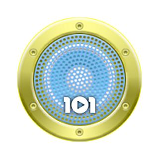 101.ru - Ukrainian Music Logo