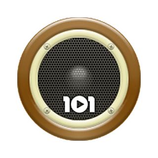 101.ru - Russian Songs Logo