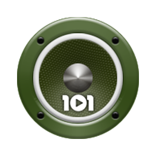 101.ru - Military Songs Logo