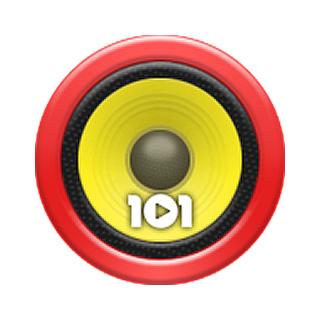 101.ru - Humor Non Stop Logo