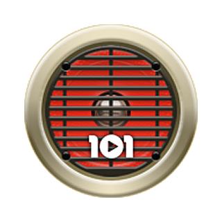 101.ru - Muzyka Polska Logo