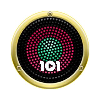 101.ru - Gypsy Music Logo