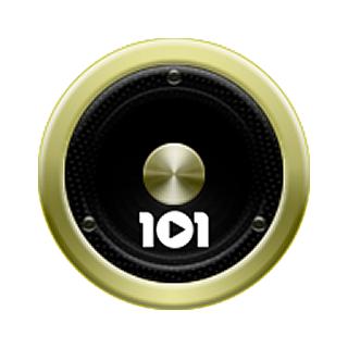 101.ru - Church Music Logo