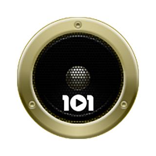 101.ru - Classical Music Logo