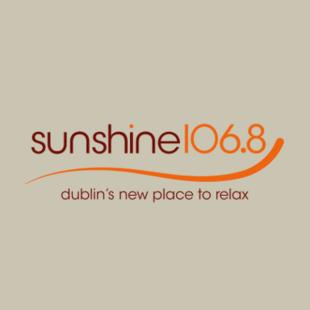 Sunshine 106.8 FM Dublin Logo