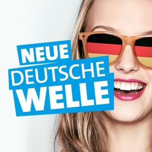 RPR1. Neue Deutsche Welle Logo