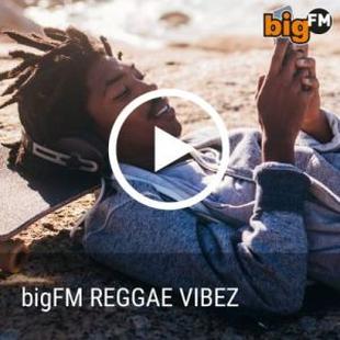bigFM - Reggae Vibez Logo