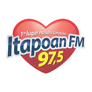 Rádio Itapoan 97.5 FM Logo