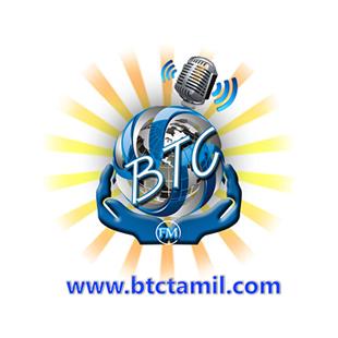 BTC Tamil FM Logo
