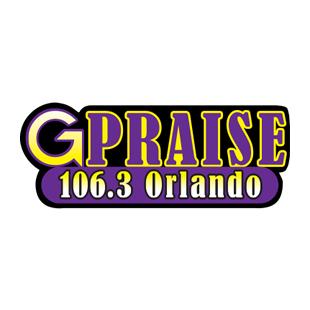 G Praise Radio Logo