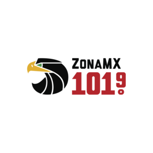 ZonaMx 101.9 Logo