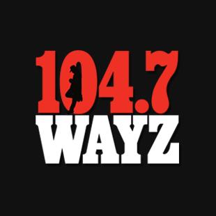 104.7 WAYZ Logo