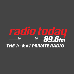 Radio Today 89.6 FM Logo
