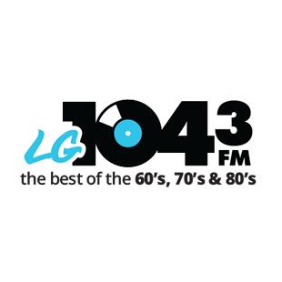 LG 104.3 Logo