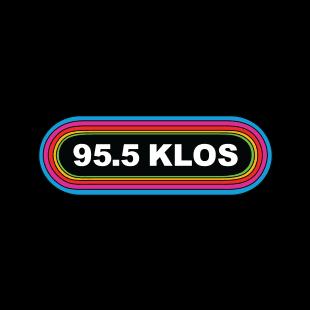 95.5 KLOS Logo