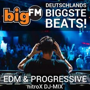 bigFM - EDM & Progressive nitroX DJ-MIX Logo
