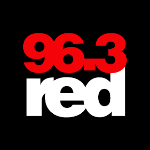 96.3 Red FM Logo