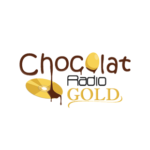 Chocolat Radio - Gold Logo