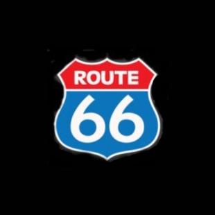 Route 66 Classic Rock Radio Logo