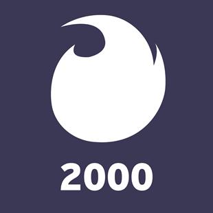 Hotmixradio - 2000 Logo