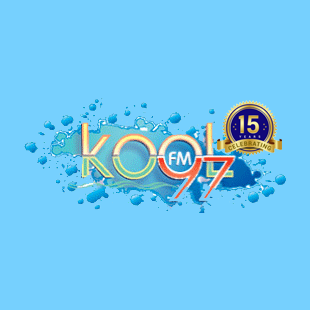 Kool 97 FM - Jamaica Logo