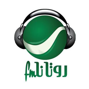 Rotana FM KSA Logo
