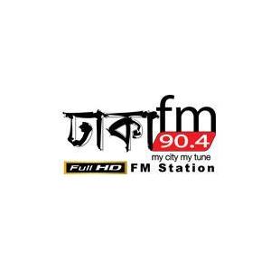 Dhaka FM Logo