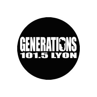 Generations - 101.5 Lyon Logo