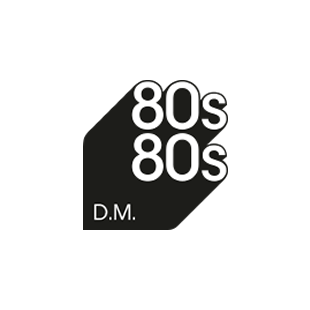 80s80s - Depeche Mode Logo