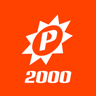 Plus Radio - 2000 Logo