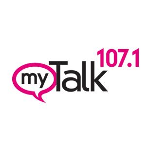 myTalk 107.1 Logo