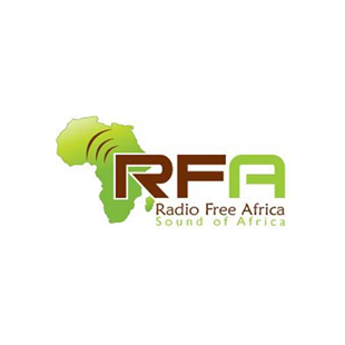 RFA - Radio Free Africa Logo