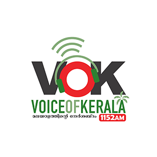 Voice of Kerala Logo