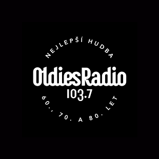 Oldies Radio 103.7 Logo