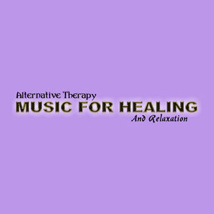 Music For Healing and Relaxation Logo
