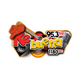 Ke Buena 95.3 FM Logo