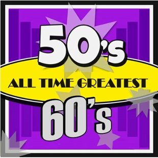 50s All Time Greatest Logo