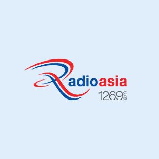 Radio Asia 1269 AM Logo